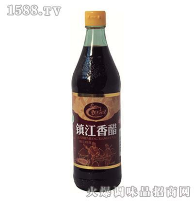 恒冠镇江香醋-瓶装