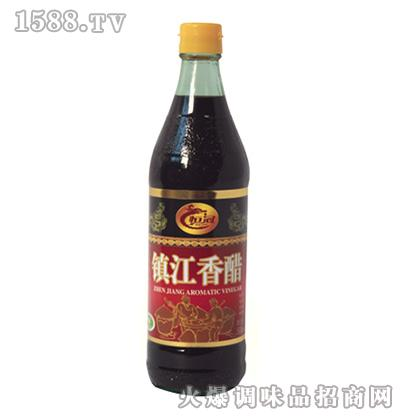 恒冠镇江香醋-红包装