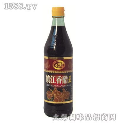 恒冠镇江香醋王-黑