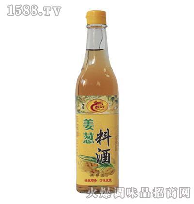 恒冠姜葱料酒