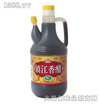 恒冠镇江香醋-壶装