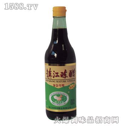 恒冠镇江陈醋-宴会专用