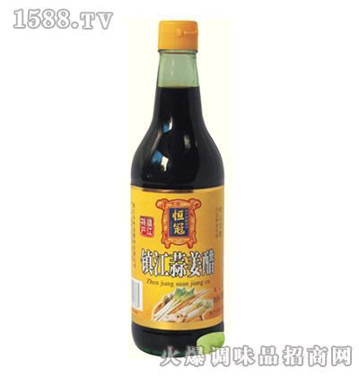 恒冠蒜姜醋