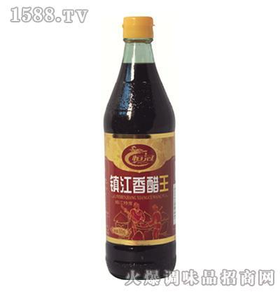 恒冠镇江香醋王