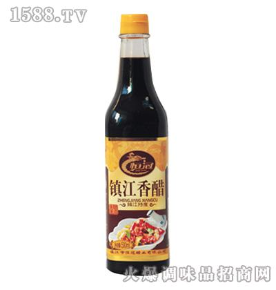 恒冠镇江香醋-方瓶醋