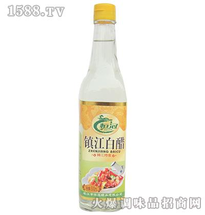 恒冠镇江白醋-方瓶醋