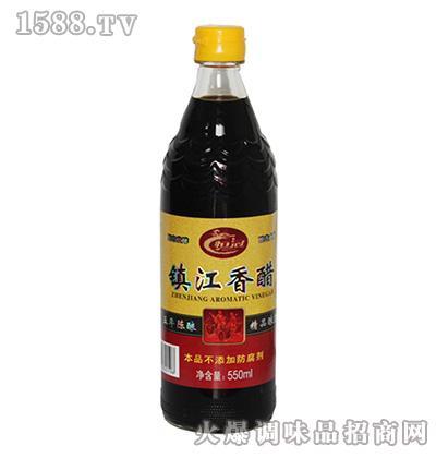 恒冠镇江香醋-精品