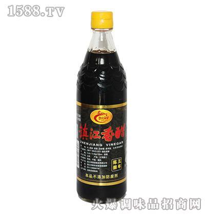 恒冠镇江香醋-五年陈酿