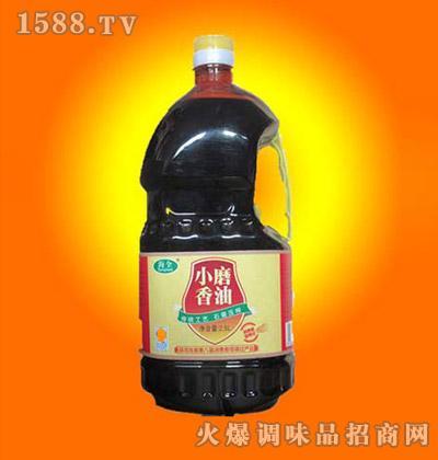 海全小磨香油2.5L