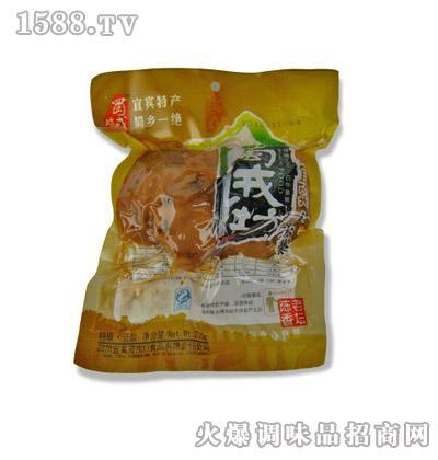 蜀戎坊四川特产老坛陈香大头菜230g
