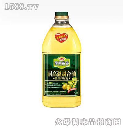 爱之味优质芥花籽耐高温调和油