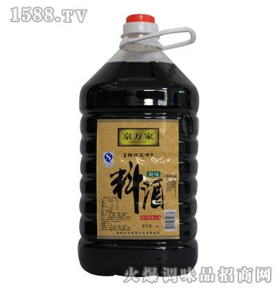 京万家料酒5L