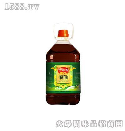 亨源香菜籽油5L