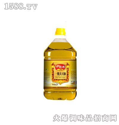 亨源香大豆油5L