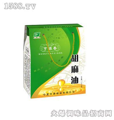 亨源香浓香胡麻油2.5L