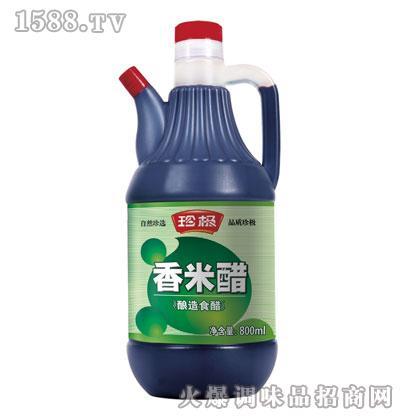 珍极香米醋(800ml