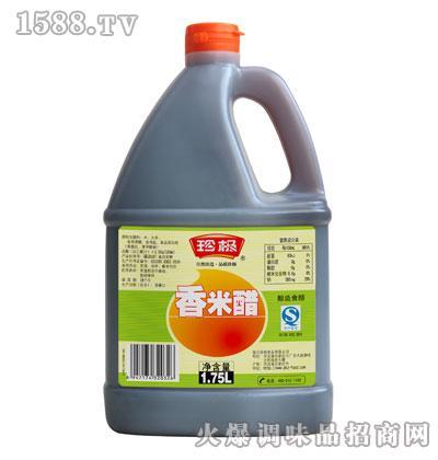 珍极香米醋1.75L