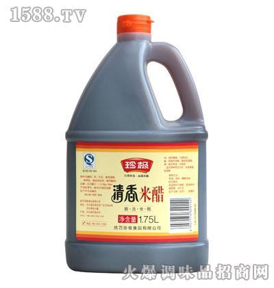 珍极清香米醋1.75L