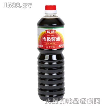 珍极酱油(1L