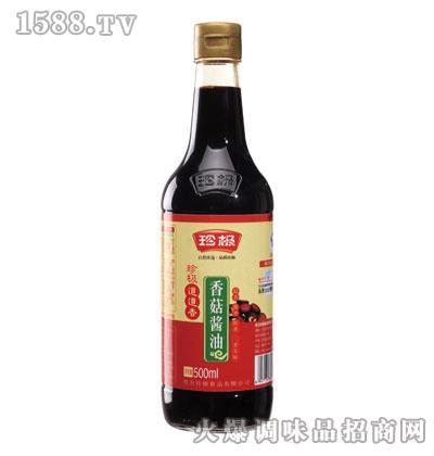 珍极香菇酱油(500ml