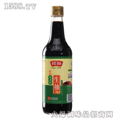 珍极生抽(500ml