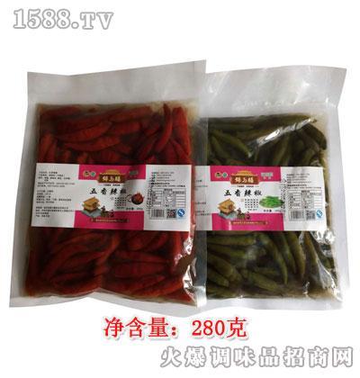 锦与膳五香辣椒(280g)
