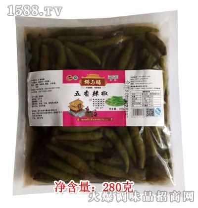 锦与膳五香辣椒280g