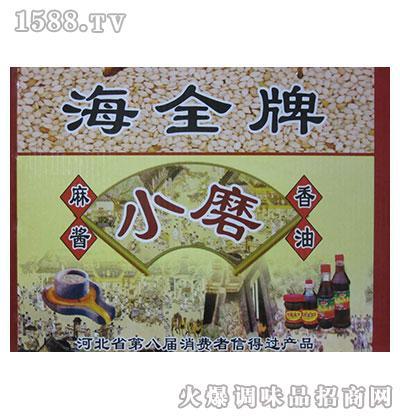 海全小磨香油(礼盒)