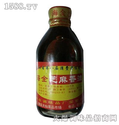 海全芝麻香油(瓶装)