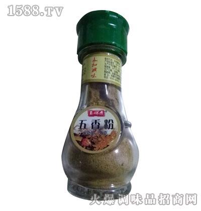 玉碟香五香粉33g