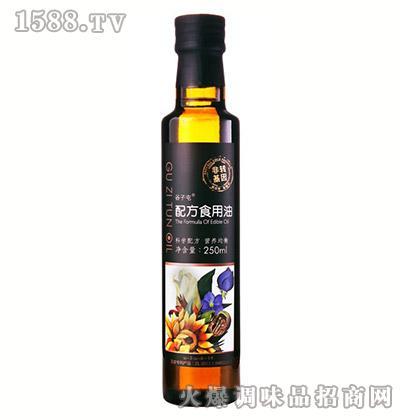 谷子屯配方食用油250ml