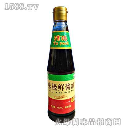 征轮�U�450ml味级鲜酱油