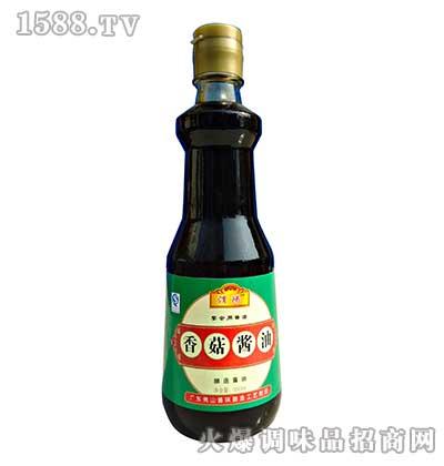 征轮�U�500ml香菇酱油