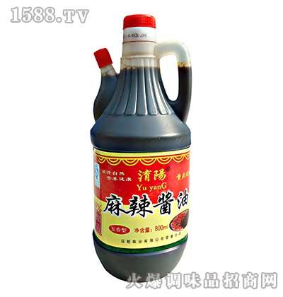 征轮�U�800ml麻辣酱油