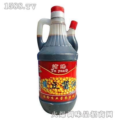 征轮�U�800ml黄豆酱油
