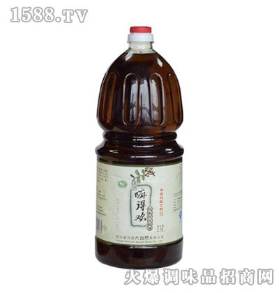 嘛得欢花椒油130ml|四川省汉源大自然有限公司-火爆