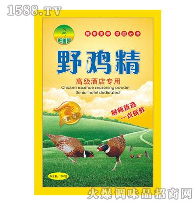 留香野鸡精1000g