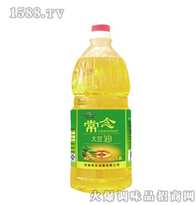 常念大豆油1.8L