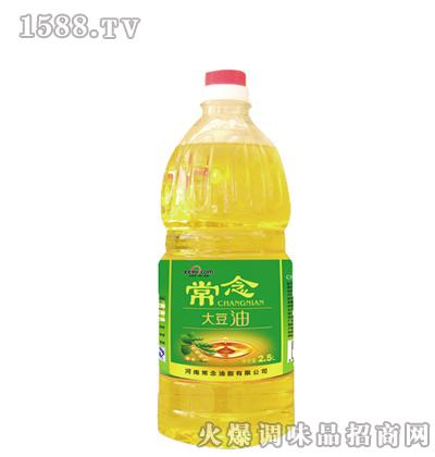 常念大豆油2.5L