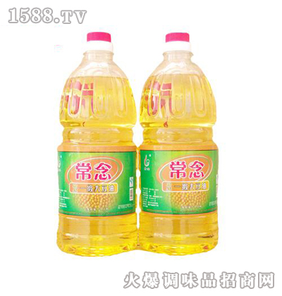 常念一级大豆油1.8L