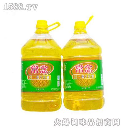 常念一级大豆油4.46L