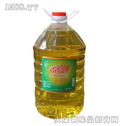 常念一级大豆油20L