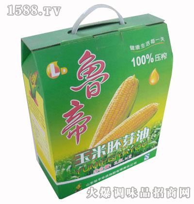 玉米胚芽油-箱装