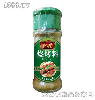 凯龙烧烤料35克