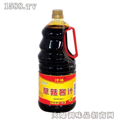 �U�草菇酱汁1.9L