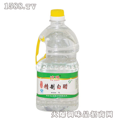 �U�精致白醋1L