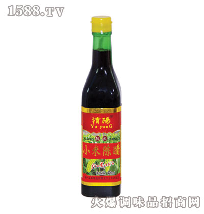 �U�小米陈醋420ml