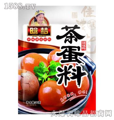 晗梦茶蛋料30克