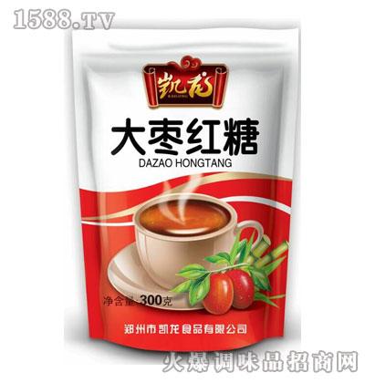 凯龙大枣红糖300克(红袋装
