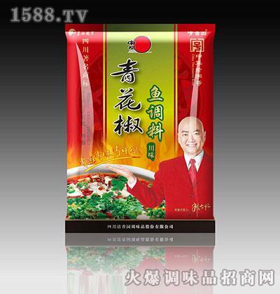 清香园中坝210g青花椒鱼调料